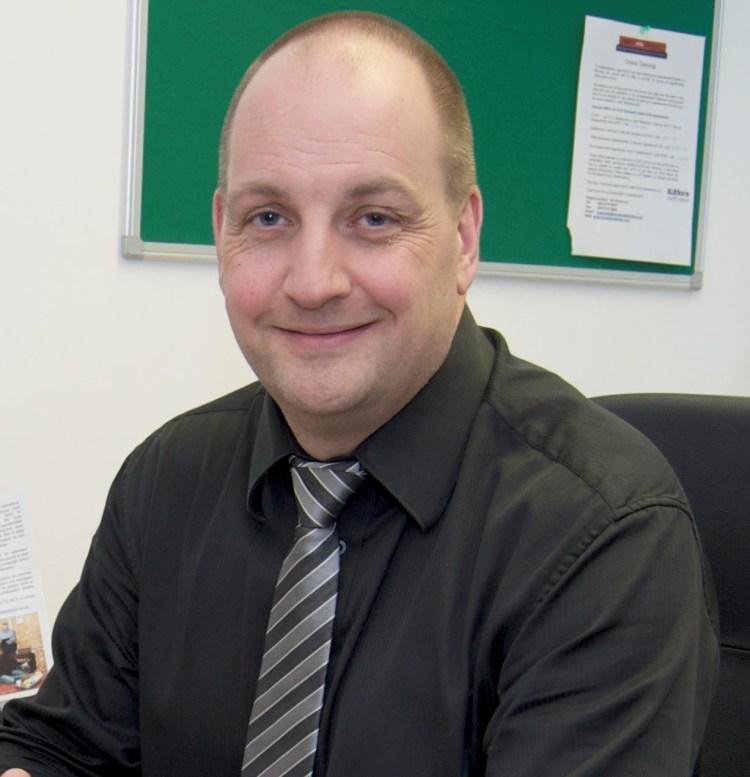 Horror Author John Martin