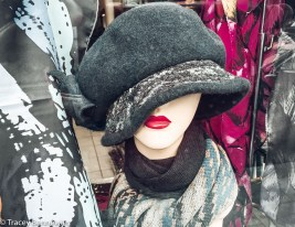 Mannequin Monday #51: Do you like my hat?