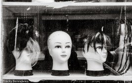Mannequin Monday #50: Bald is in