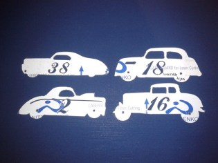 House Number: Hot Rods