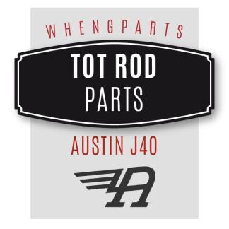Austin J40 Parts