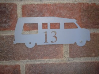 House Number: Chevy G20 Day Van
