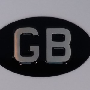 Small GB Plate