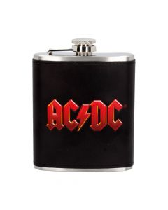 AC/DC Hip Flask