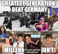 millennials then and now
