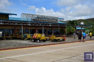 Francisco B Reyes Airport Busuanga Coron