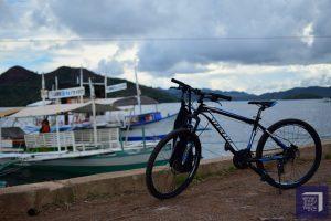 Coron: Biking Diary – Exploring Coron Town