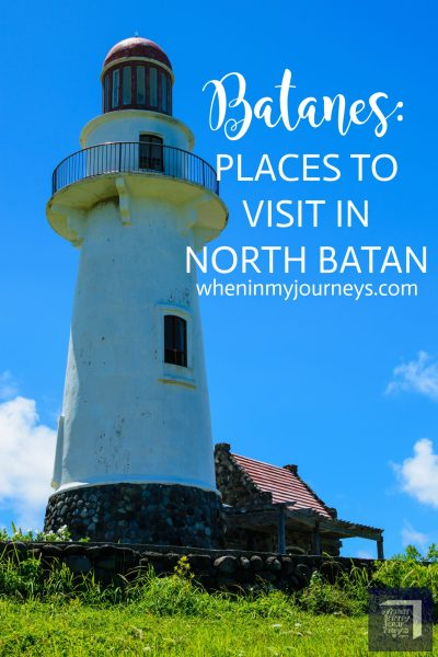 Batanes Places to Visit in North Batan Portrait