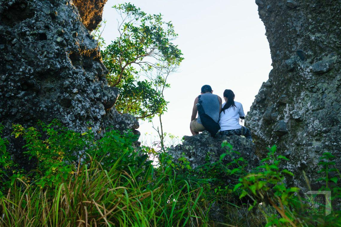 Tingloy Batangas Mt. Mag-Asawang Bato