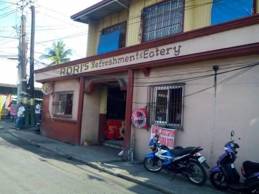 Rori's Refreshment & Eatery Bauan Batangas Lomi 3