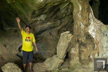 Bakwitan Cave Gigantes Island 7