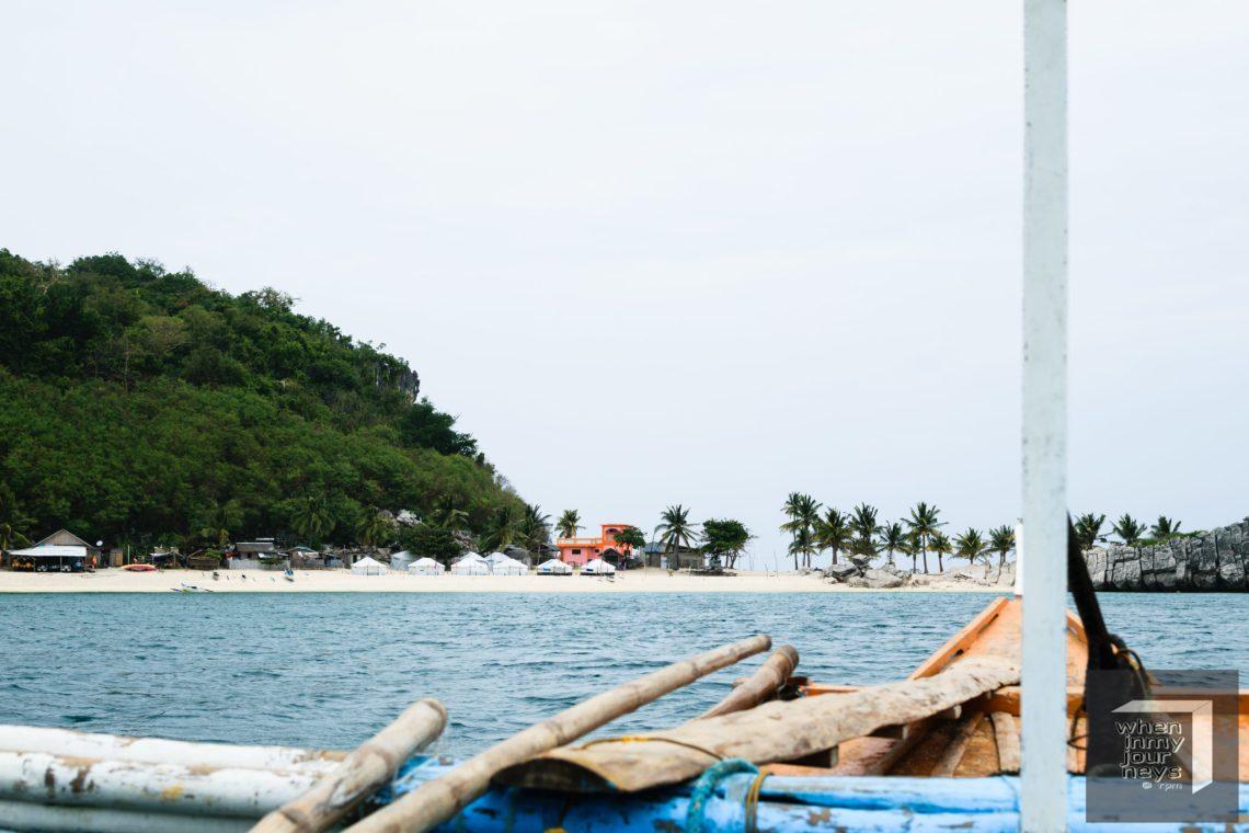 Anonia Beach Islas de Gigantes