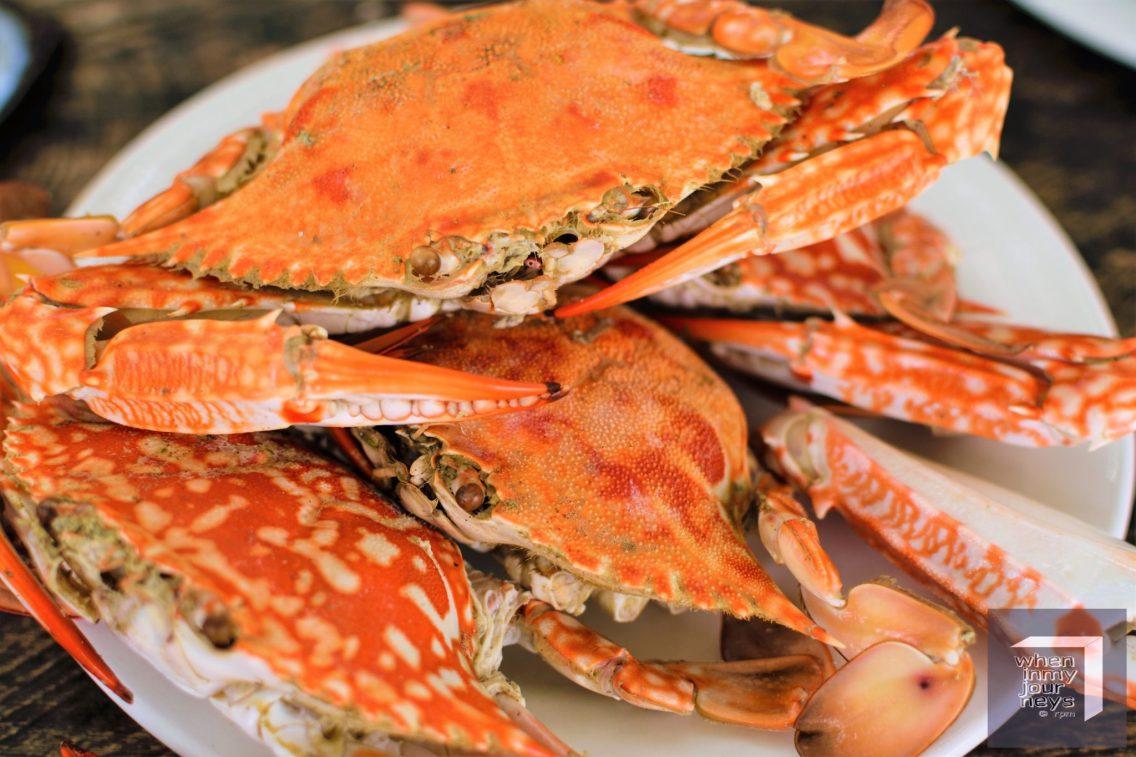 Islas de Gigantes Crab 2