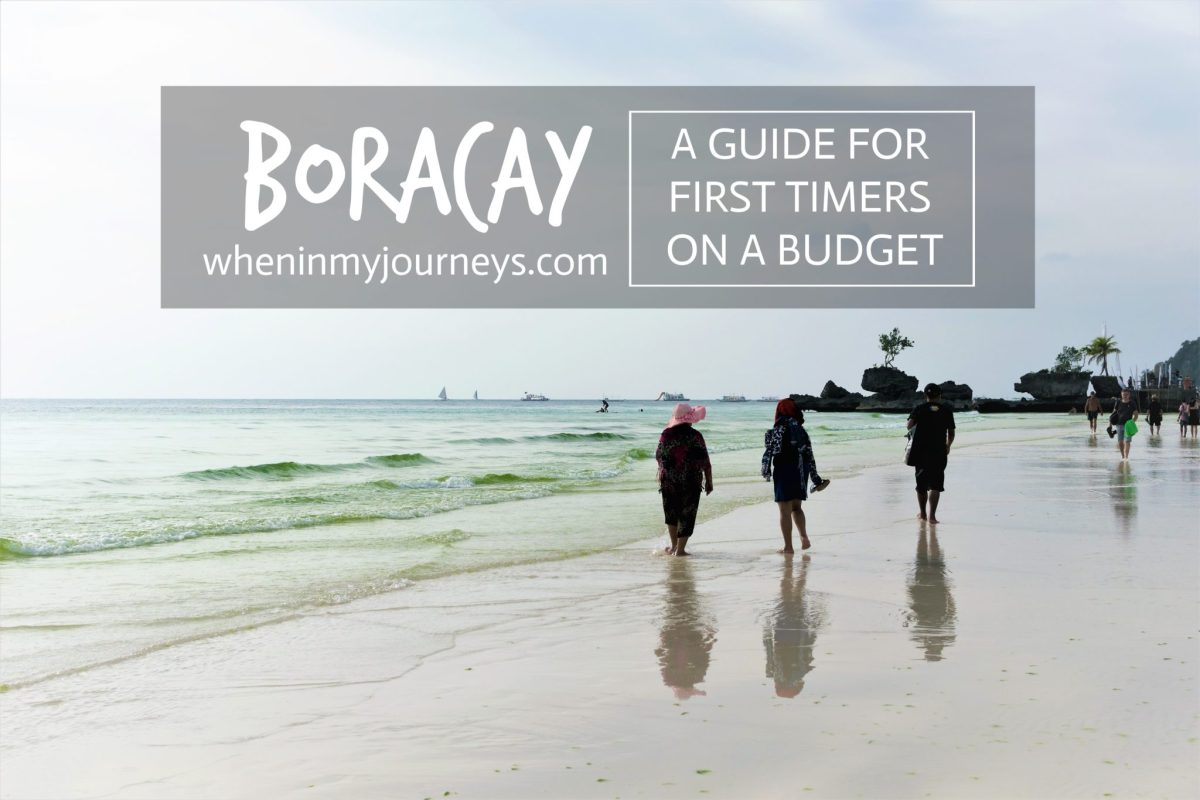 Aklan: Boracay on a Budget, A Guide for First Timers