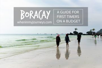 Aklan Boracay on a Budget A Guide for First Timers6.