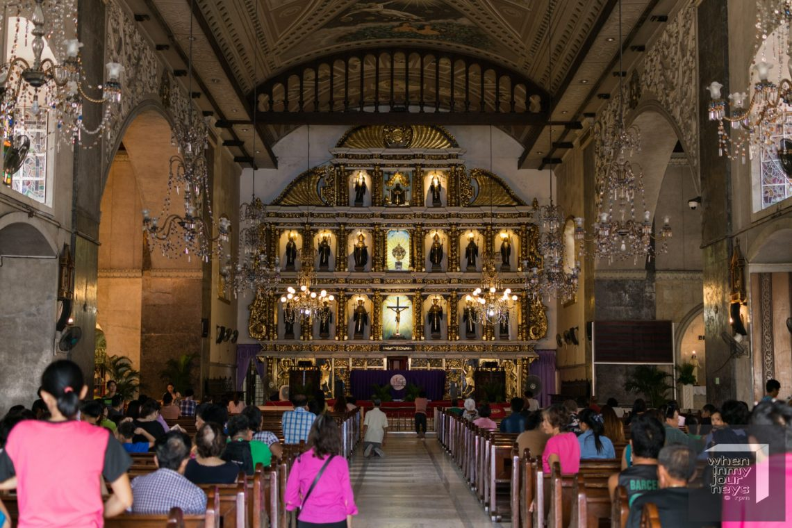 Cebu City Santo Nino Basilica