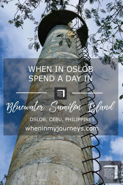Cebu: When in Oslob, Spend A Day in Bluewater Sumilon Island