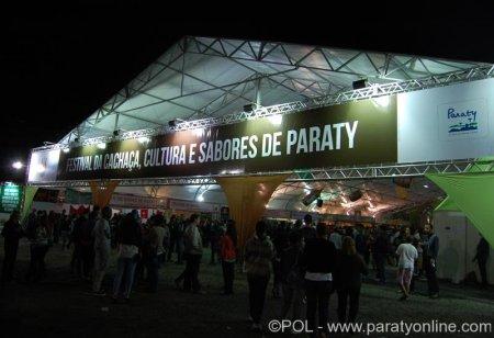 Festival da Cachaça: festivais de Paraty