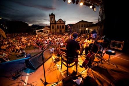 Bourbon: Festivais de Paraty