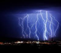 Top 12 Photos of Lightning in Arizona