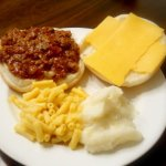 My boys love #Manwich night