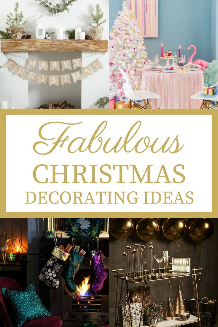 5 Fabulous Christmas Decorating Trends To Embrace In 2017