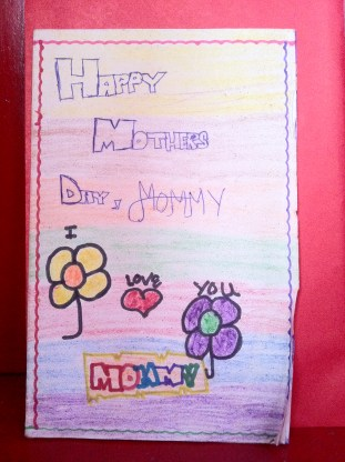 Mother's Day Card for Mom (cover)