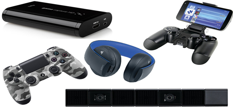 Highly Recommended PS4 Accessories