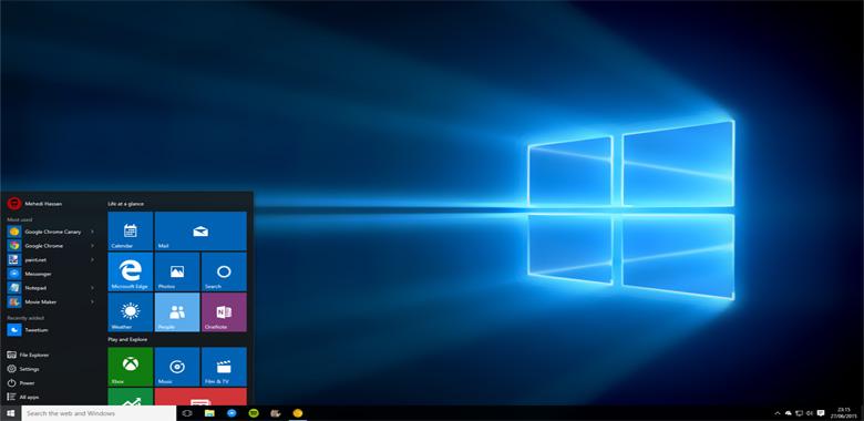Error 107 after Installing Windows 10