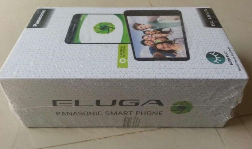 Panasonic Eluga S Smartphone Pack