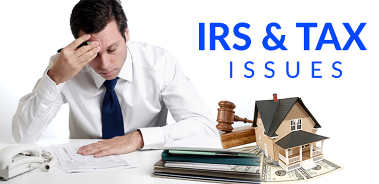 IRS Tax Issues