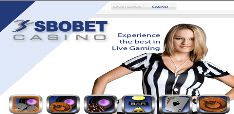 SBOBET casino and sports betting