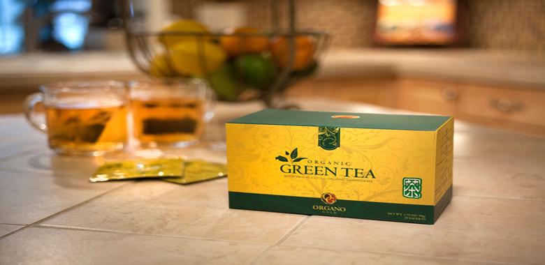 Organo Green Tea