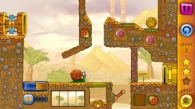 game snail bob