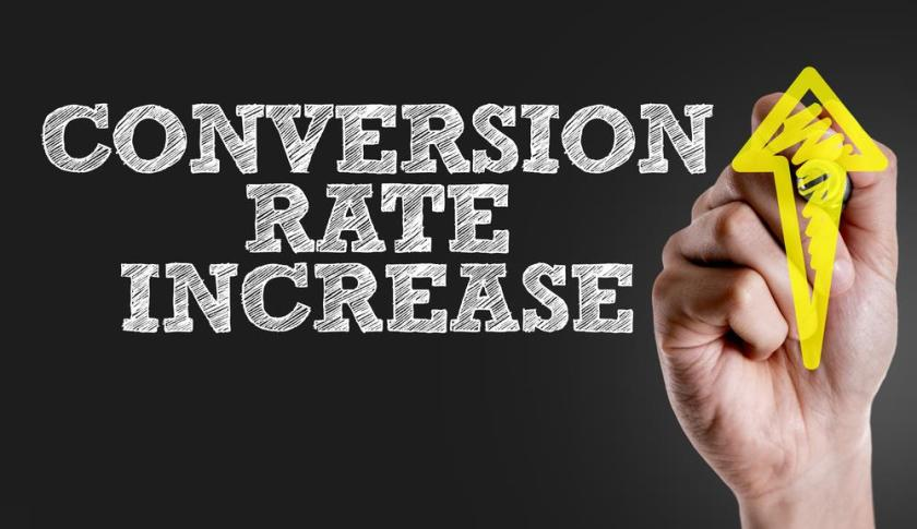 conversions rate