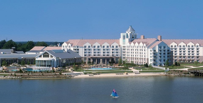 Hyatt-Regency-Chesapeake-Bay-aerial