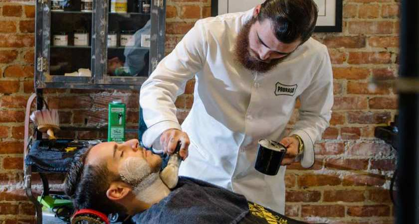 How to talk to your barber at Bloke Barber in Montreal