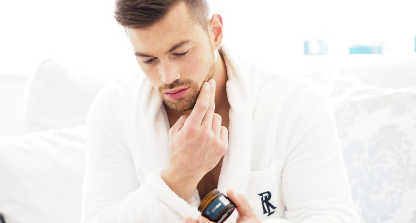 Men Care About Hair Care too