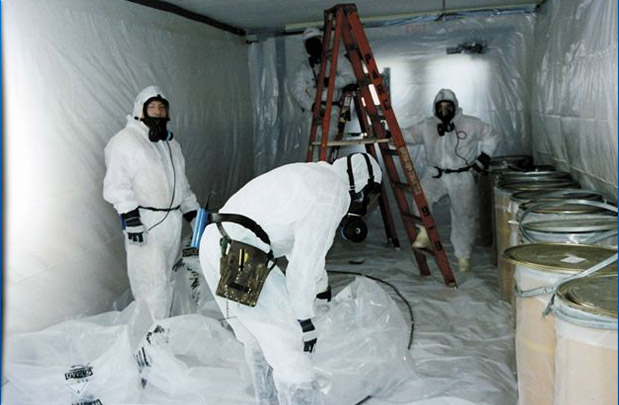 Important rules to follow when performing an asbestos abatement