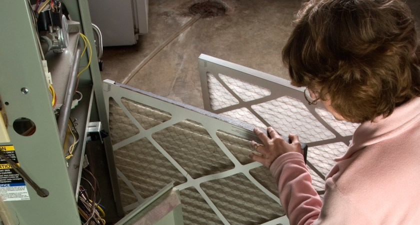 What is a furnace filter and how it works