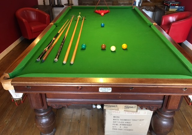 Get Professional Pool Table Movers for Quick Relocation