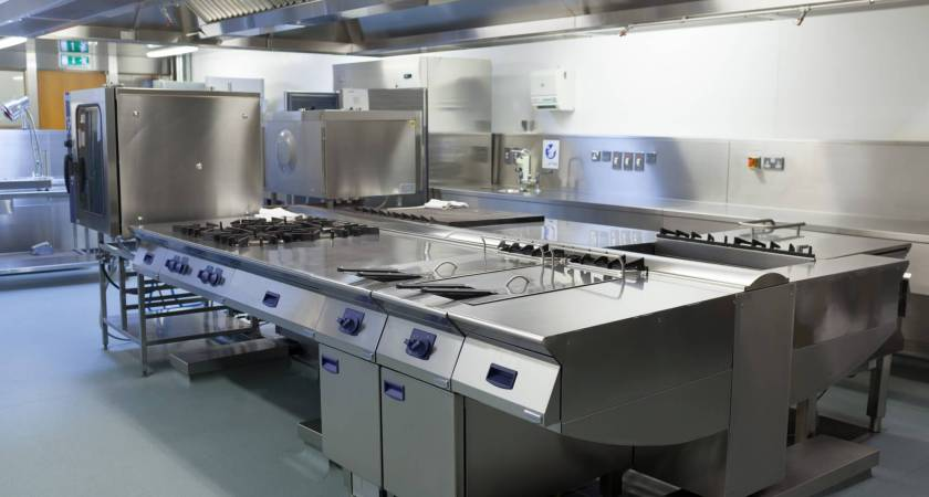 The Benefits of Commercial Cooking Equipment