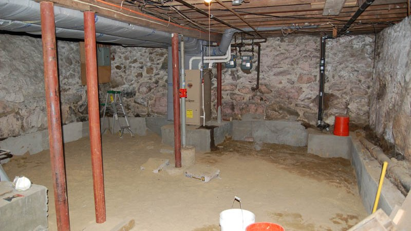 Basement Lowering Remodeling Ideas