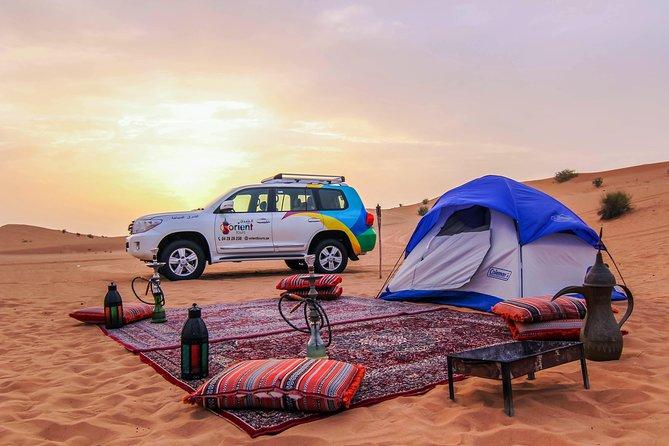 Enjoy A Grand Evening Desert Safari With BBQ Dinner