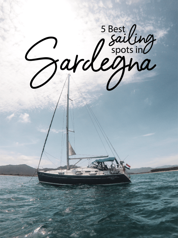 sailboat in Sardegna