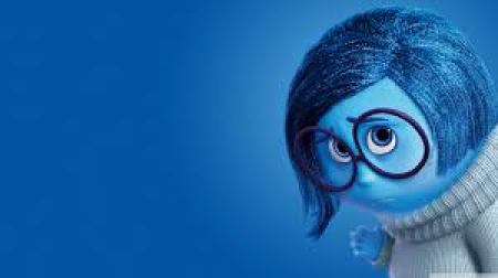 (Disney's Sadness from Inside Out)