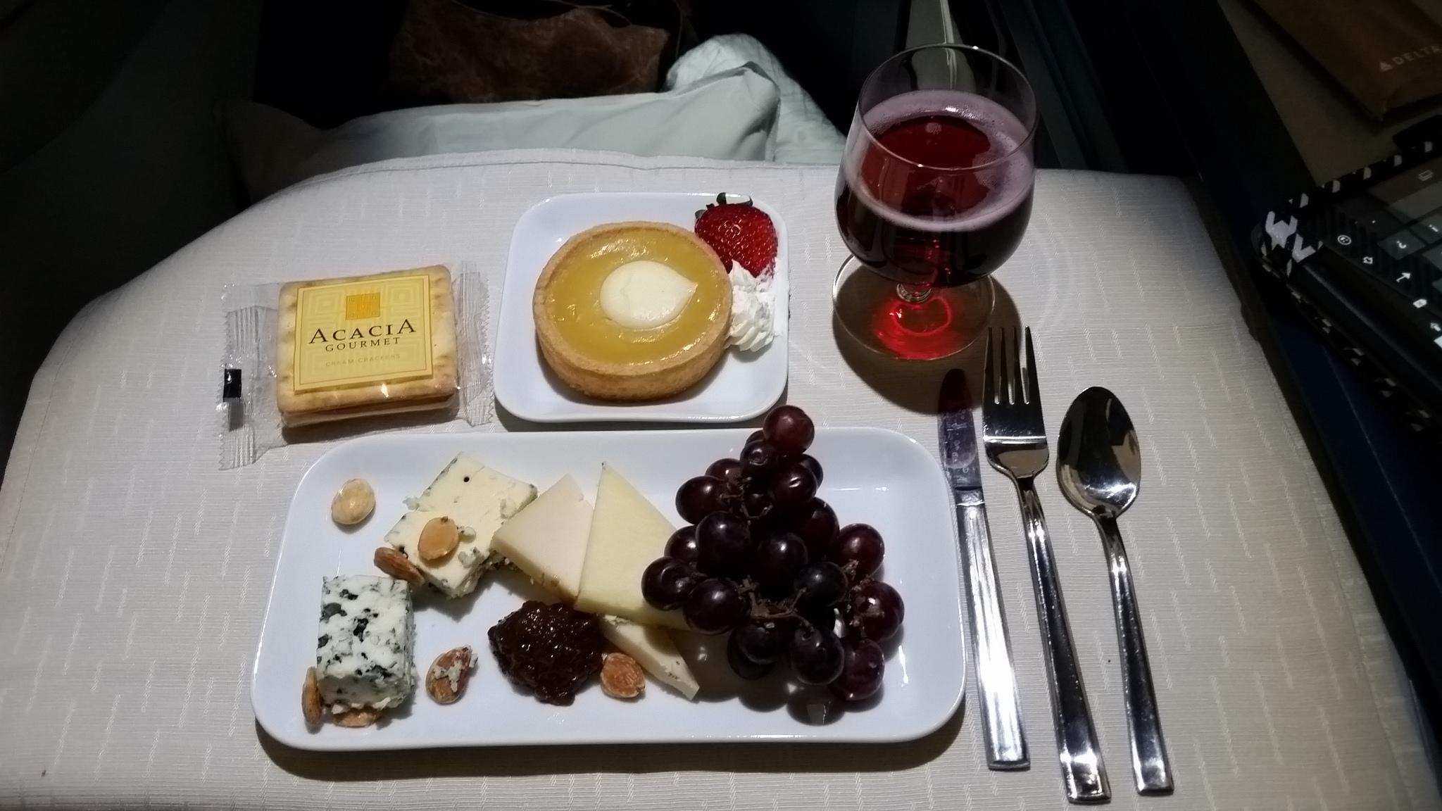 1st class dessert