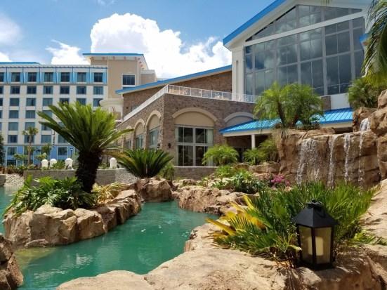 Visiting Universal Studios Orlando