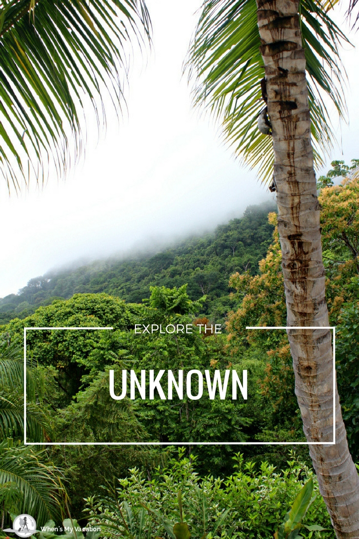 vacation-inspirational-quotes explore the unknown