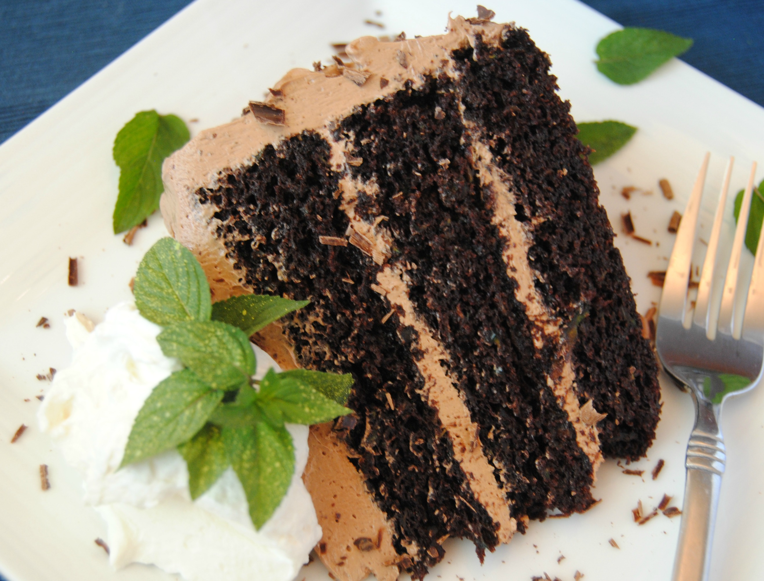 No Fail Chocolate Zucchini Cake - When's My Vacation